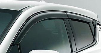 Ветровики C-HR на окна япония оригинал, широкие