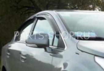 Ветровики для Avensis 09'