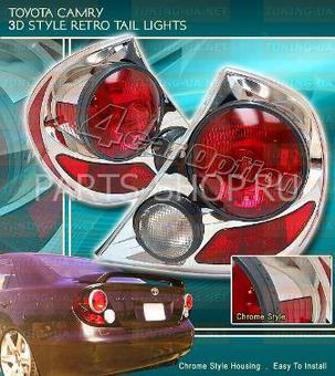 Фонари задние  Toyota Camry (02-06)