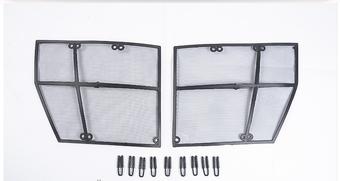 Защитные сетки на решетку patrol y62